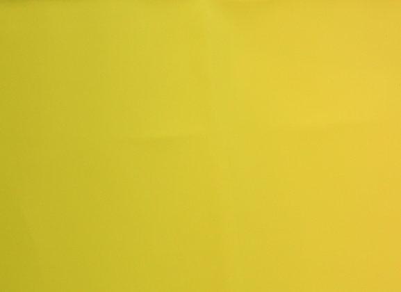 Duschvorhang Onde einfarbig Limone DEULM095