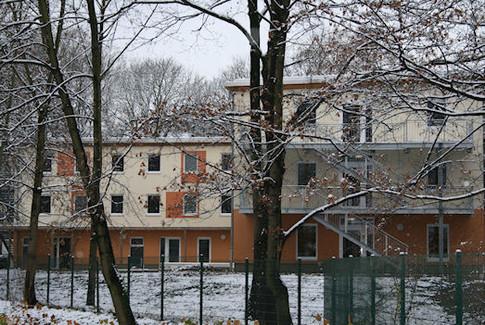 Wohnheim Zwickau