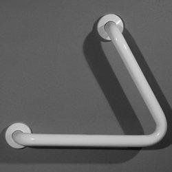 Winkelgriff Serie Deu-Waves G27JAR26, mit 45° Winkel, rechte Ausführung