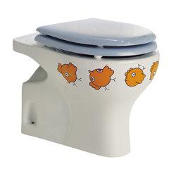 Kinder Boden-WC Bango  Cucciolo B44CBD08