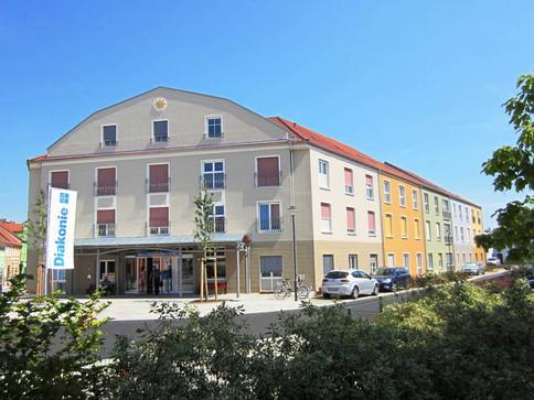 Altenpflegeheim Goldener Stern Hoyerswerda Diakonie Görlitz