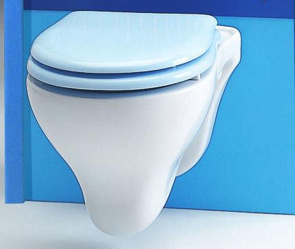 Kinder WC Bagno Cucciolo B44CAS01