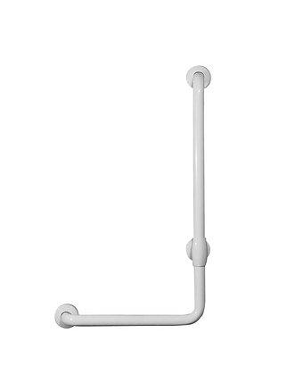Winkelgriff Serie Deu-Waves G27JBR20, mit 90° Winkel, rechte Ausführung