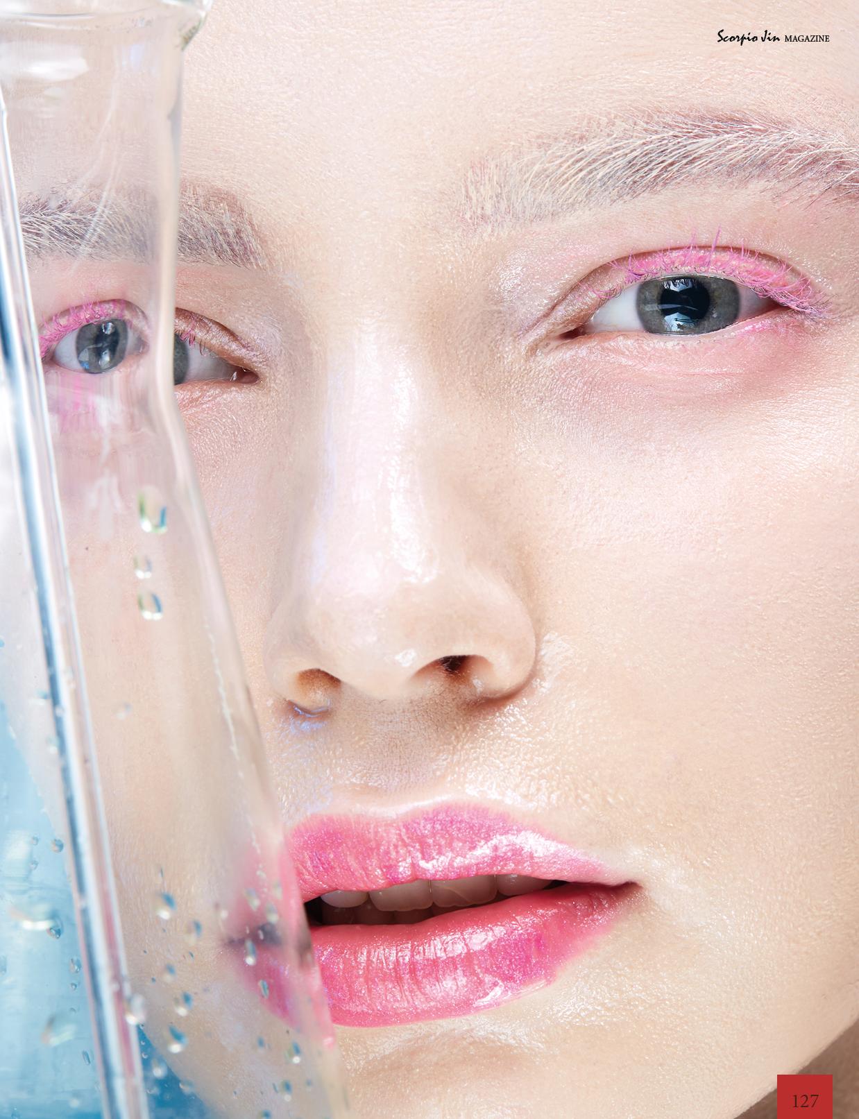 Scorpio Jin Magazine Vol24