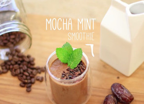 """Bebidas saudáveis """"to go"""" + Smoothie Café"""