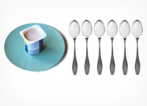 """O açúcar escondido nos alimentos """"saudáveis"""""""