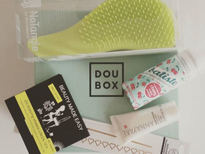 DouBox de Agosto. Adoro estas mariquices ??? #doubox #douglas #beauty #beleza #cenas