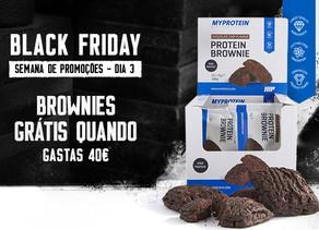 Black Friday a semana toda – My Protein