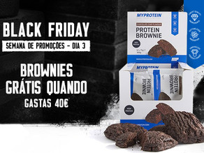 Black Friday a semana toda – My Protein