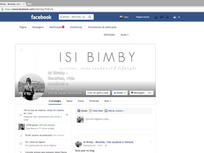 Novo design do Facebook