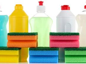 Detergente bio para a louça