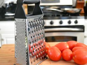 Molho de tomate fresco em segundos