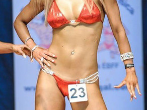 Anna Penteado Bikini Fitness Bodybuilder – Entrevista