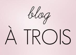 Blog Á Trois