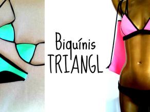 Se procuras o biquíni perfeito para este verão, vê isto… Triangl bikinis