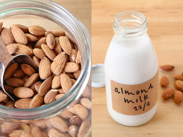 almond-milk-almonds