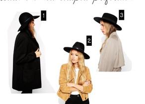 Qual é o teu chapéu preferido?