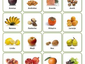 Calendário da época de fruta e legumes – poupe e compre com mais qualidade
