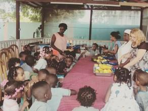 """Porque com motivação tudo é possível: iniciativa """"Heróis da Fruta"""" em Cabinda – Angola"""