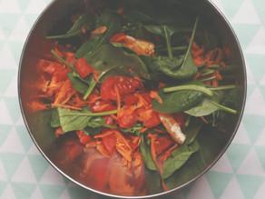 Salada de beber