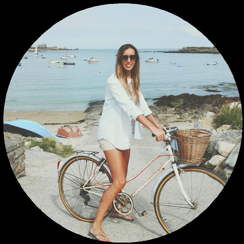 sara round france bike