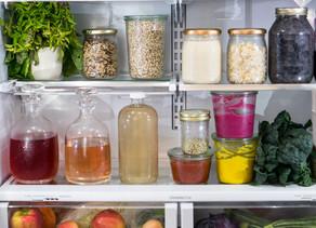 Como organizar um frigorífico (saudável)