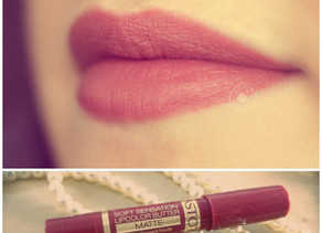 Soft sensation lipcolor butter matte da Astor