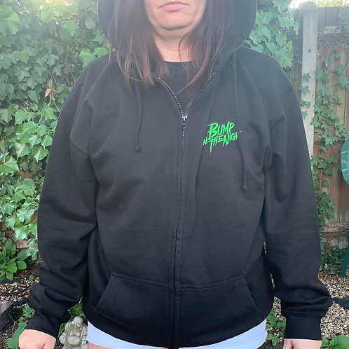 BITN Branded Zipped Hoodie