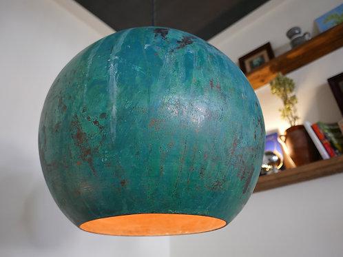 Oxidiced planet