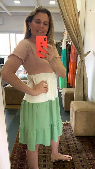 Vestido Malha Paty