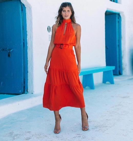 Vestido Midi Luma