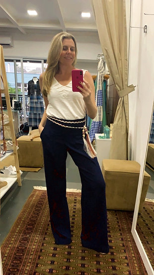 Pantalona Alfaiataria Laura