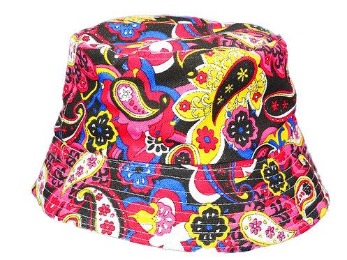 Women's Sun Bucket Hats (Medium, Oriental)