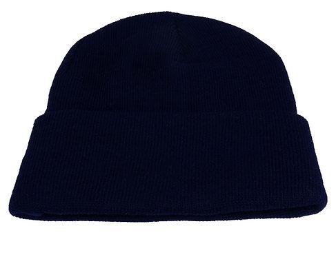 Beanie Winter Hats for Men, Women, Boys and Girls, Navy Blue