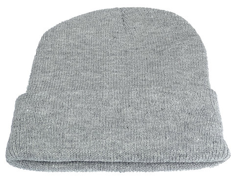 Beanie Winter Hats for Men, Women, Boys and Girls, Light Grey