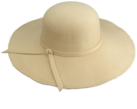 Womens Sun Hats Wide Brim (Large, Brown Dome)