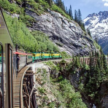 White Pass & Yukon Route Railroad travel
