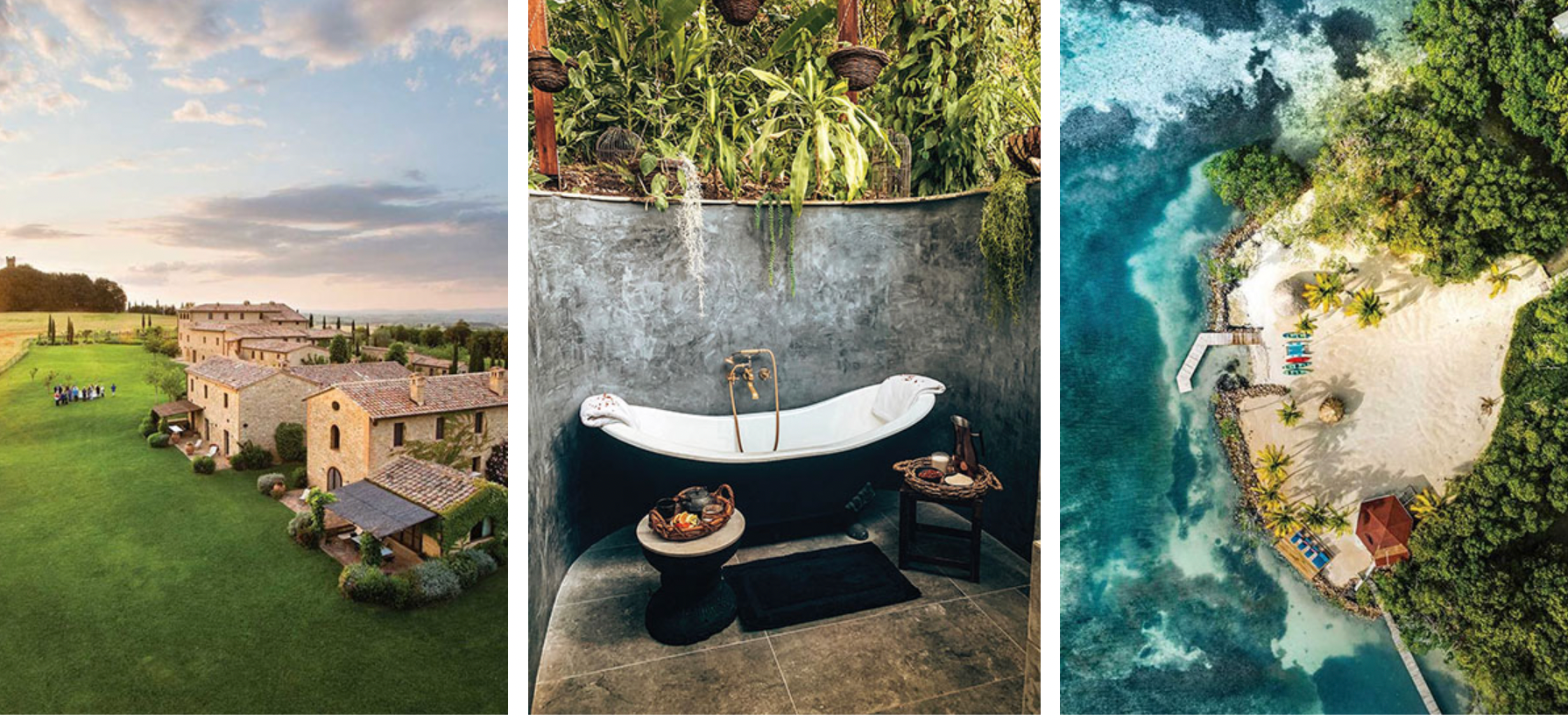The World's Best Luxury Villas