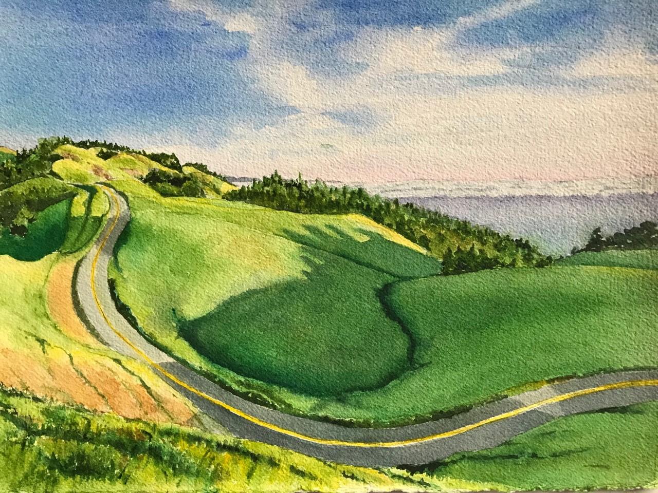 Bolinas Ridge