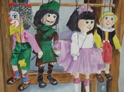 Praque Marionettes