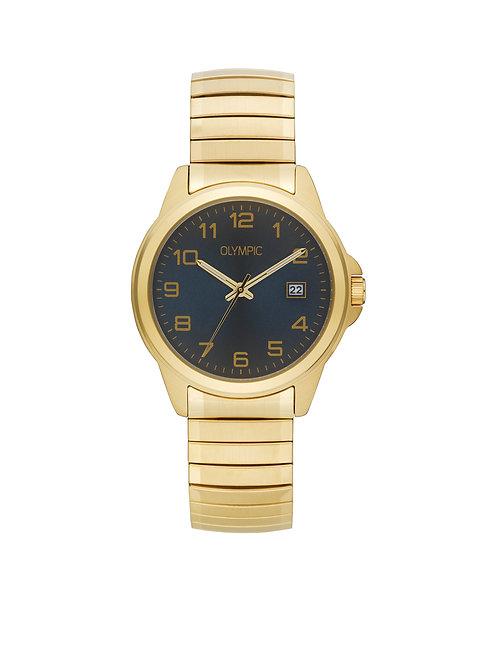 OL26HDD009 Olympic horloge double rekband