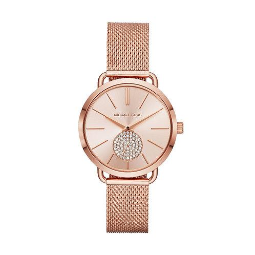 MK3845 Michael Kors Portia horloge