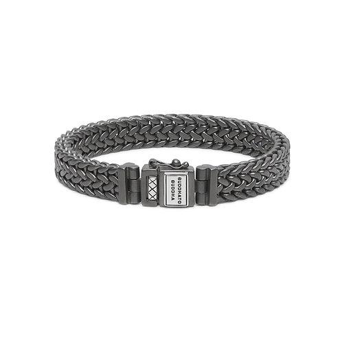 192BRS Buddha to Buddha Julius bracelet Gun Metal Silver