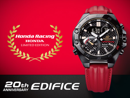 Edifice Honda Racing Limited Edition