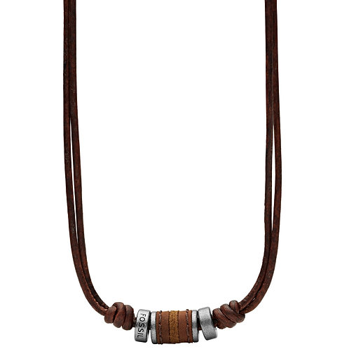 JF00899797 Fossil collier heren Vintage Casual