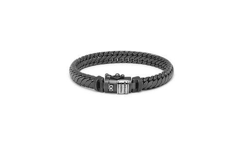 J070BRS Buddha to Buddha Ben XS Bracelet Black Rhodium Silver