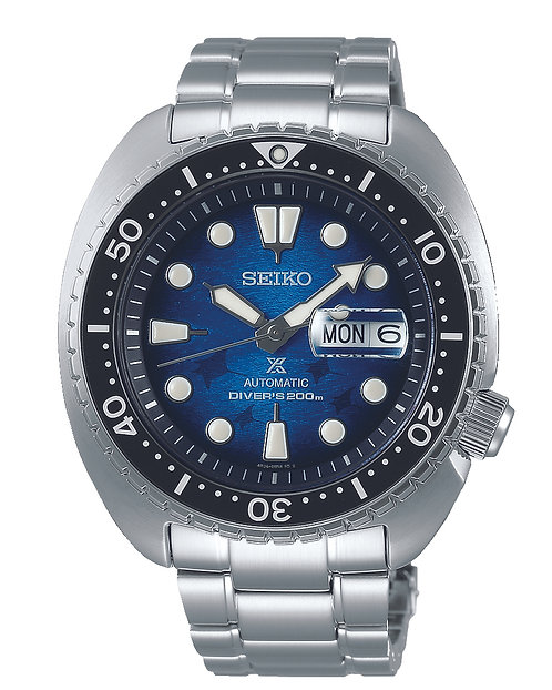 SRPE39K1 Seiko Prospex special edition Save the Ocean