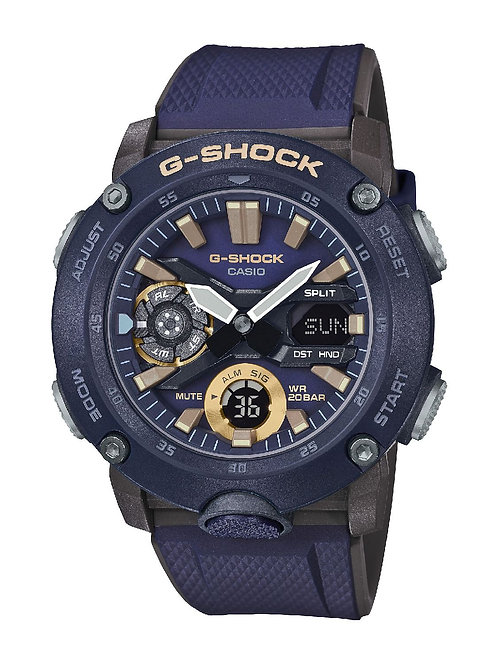 GA-2000-2AER G-Shock carbon