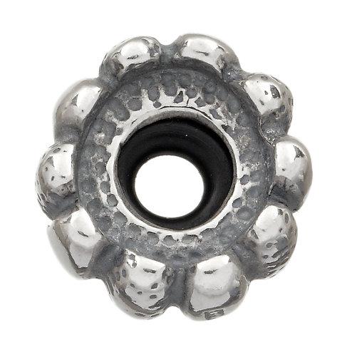 569002 Bellini zilveren stopper breed