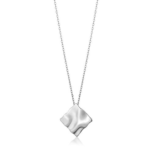 Ania Haie N017-03H Crush Square Necklace M